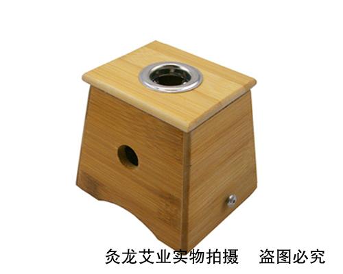 单孔艾灸盒