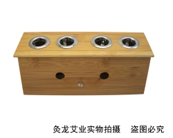 河南四孔灸盒
